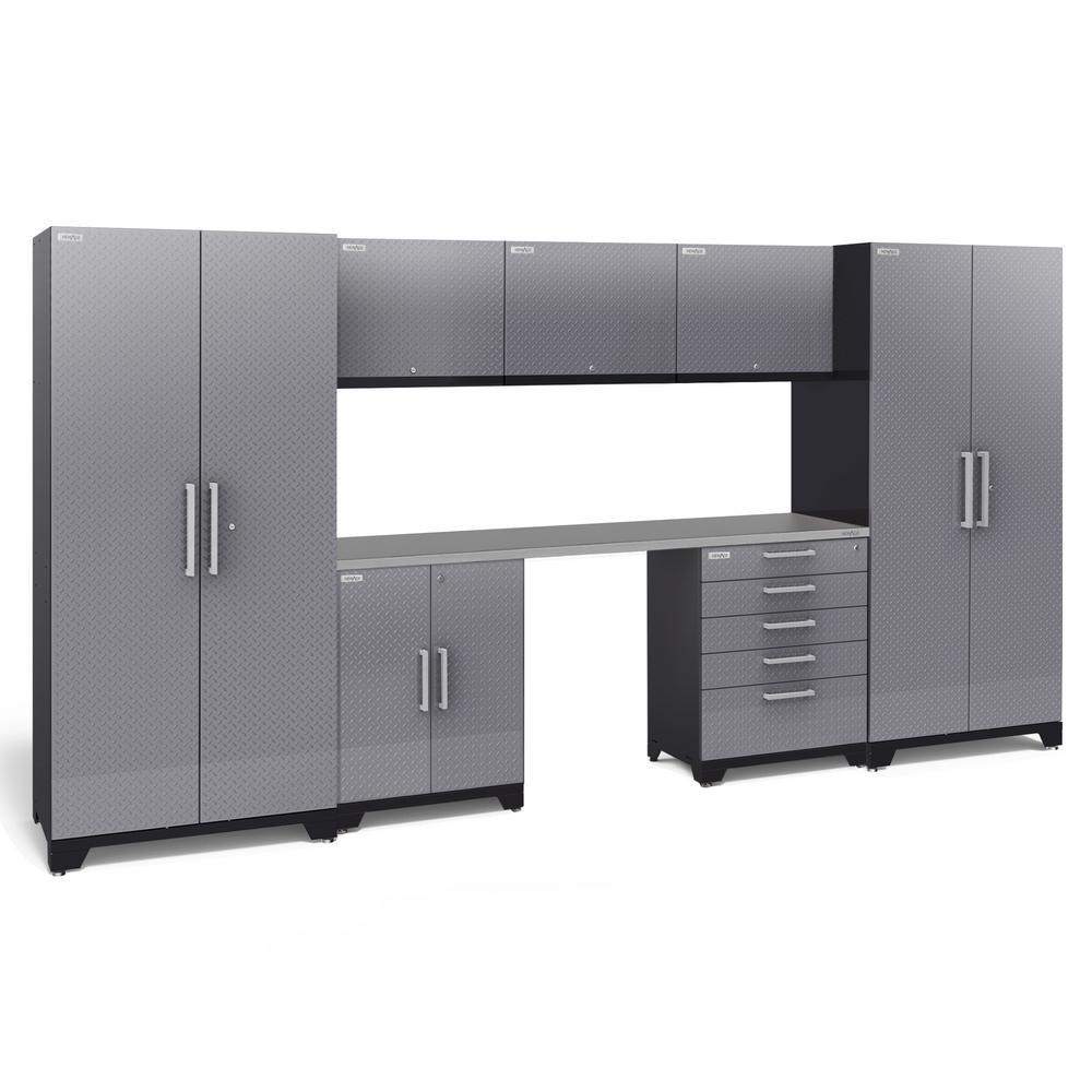 Garage Organization Home Depot  Garage Storage Systems Garage Cabinets & Storage Systems