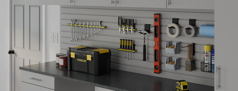 Garage Organization Home Depot  Garage Storage Installation at The Home Depot