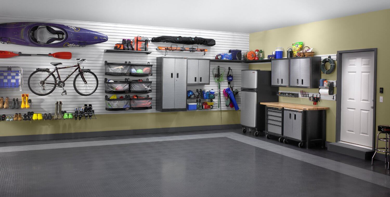 Garage Organization Systems  Garage Organization Tips to Make Yours be Useful