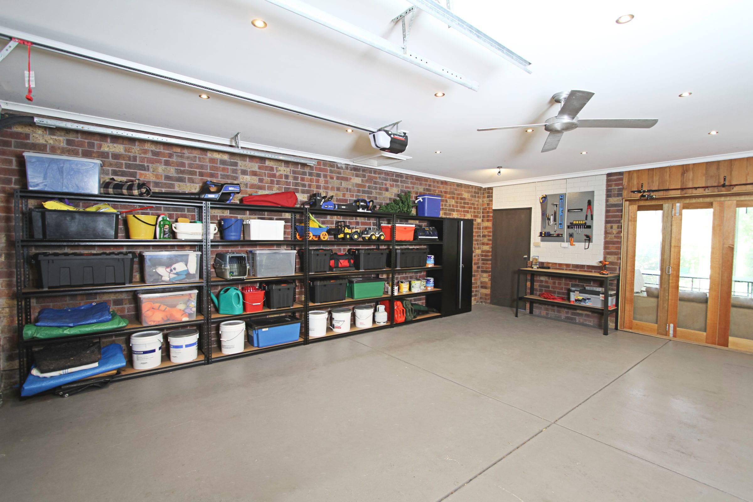 Garage Organization Systems  Garage Storage Ideas Makeover Pinnacle Hardware