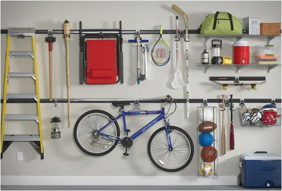 Garage Organization Systems  Fasttrack