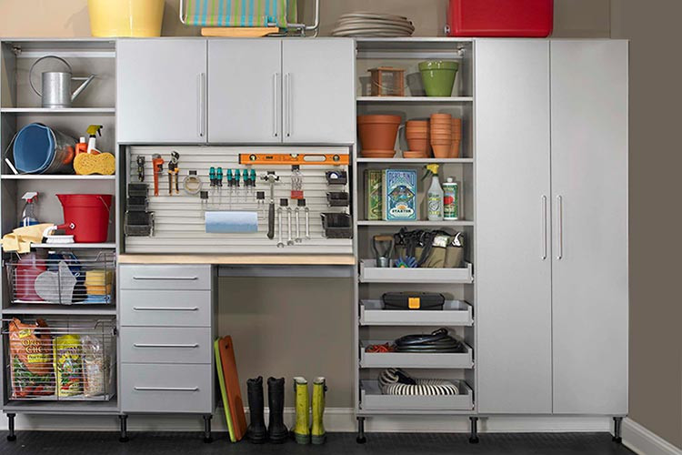 Garage Organization Systems  Custom Garage Organization Systems Garages Storage and