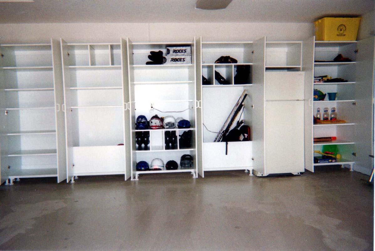 Garage Organization Systems  Garage Organization