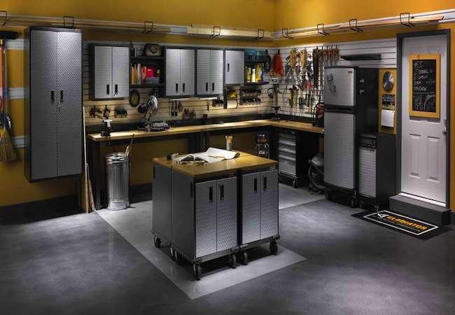 "Garage Organization Systems  Garage Storage Ideas 11 ""Neat"" Solutions Bob Vila"