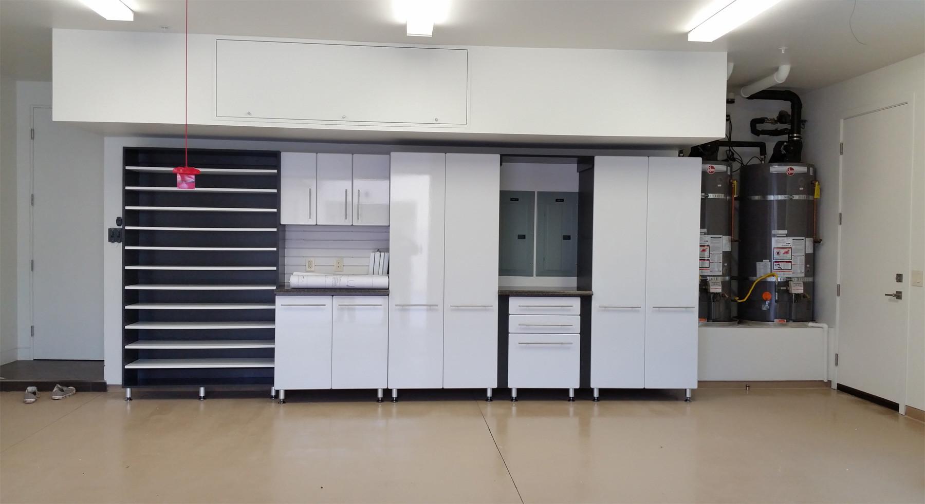 Garage Organization Systems  Custom Garage Cabinets and Garage Organization Systems