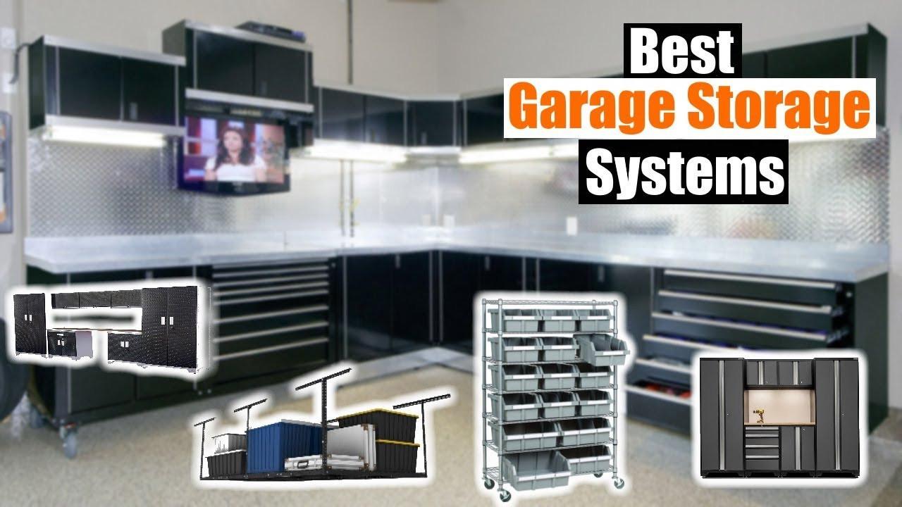 Garage Organization Systems  Best Garage Storage Systems 2020 You Must Buy plete