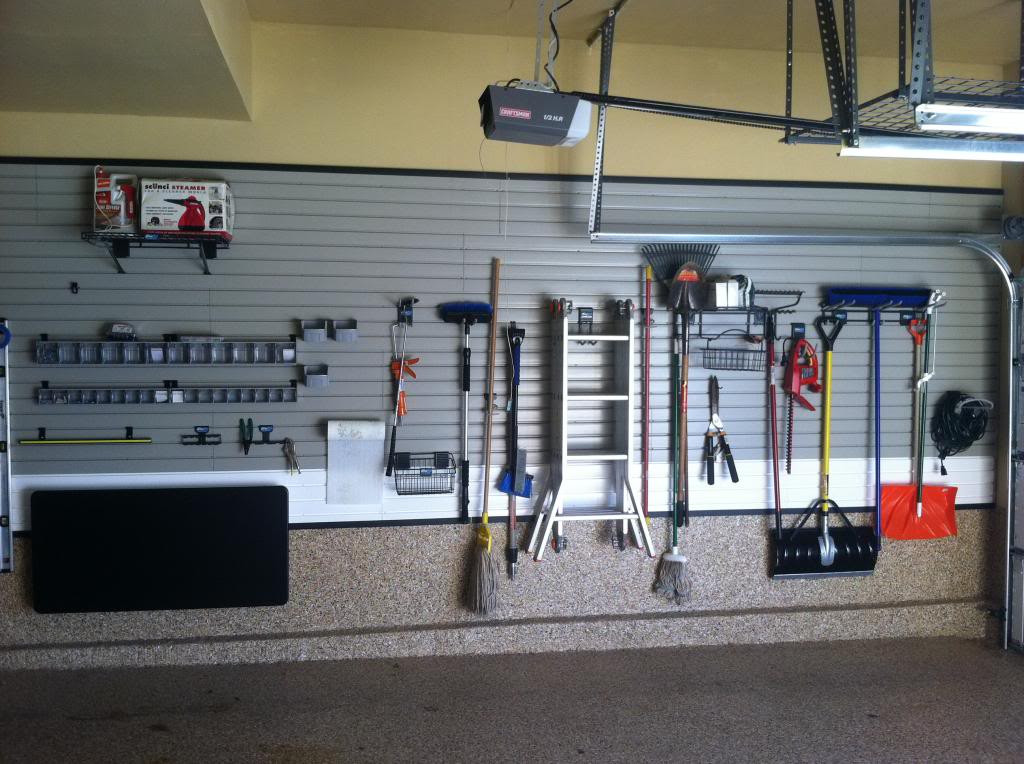 Garage Tool Organizer  10 Garage Organization Ideas to Free Up Precious Space