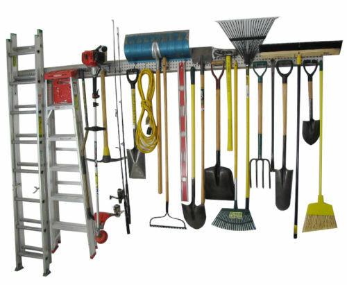 Garage Tool Organizer  Wall organizer tool garage organization mercial