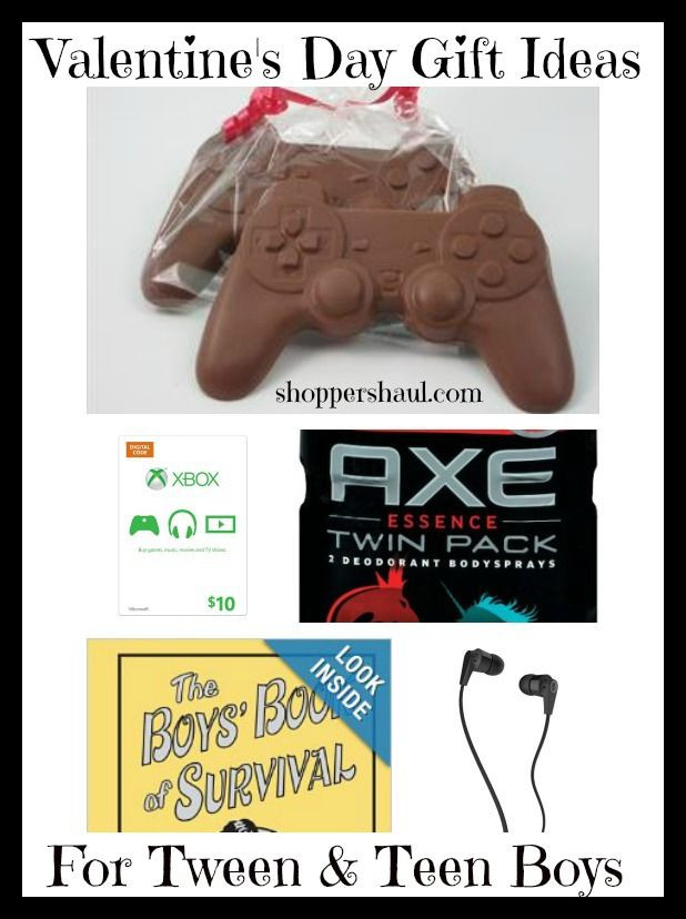 Gay Valentines Gift Ideas  5 Valentine Gift Ideas for Tween and Teen Boys