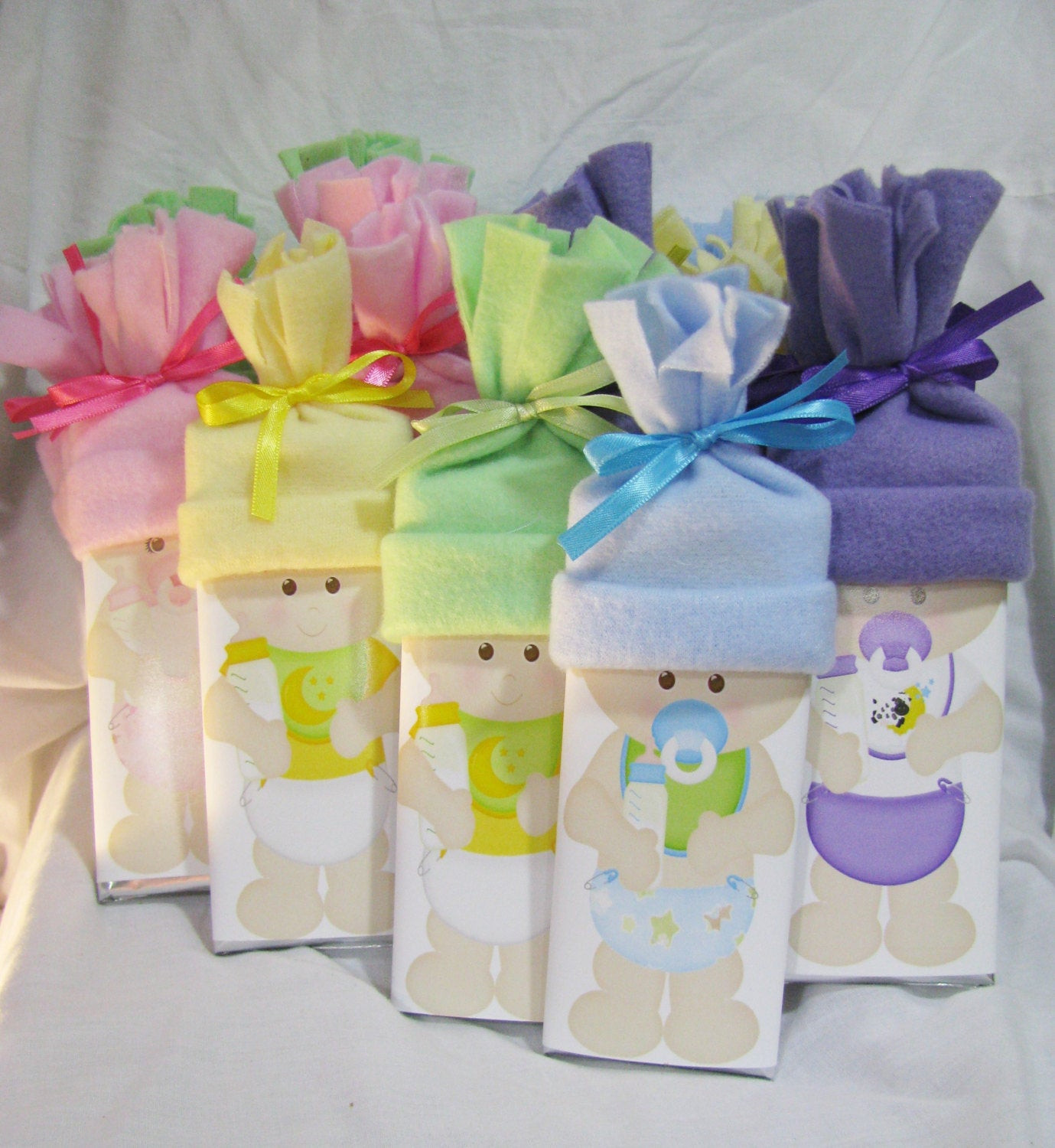 Gender Reveal Party Favor Ideas  Baby Reveal Party Favors Gender Reveal Party Favors