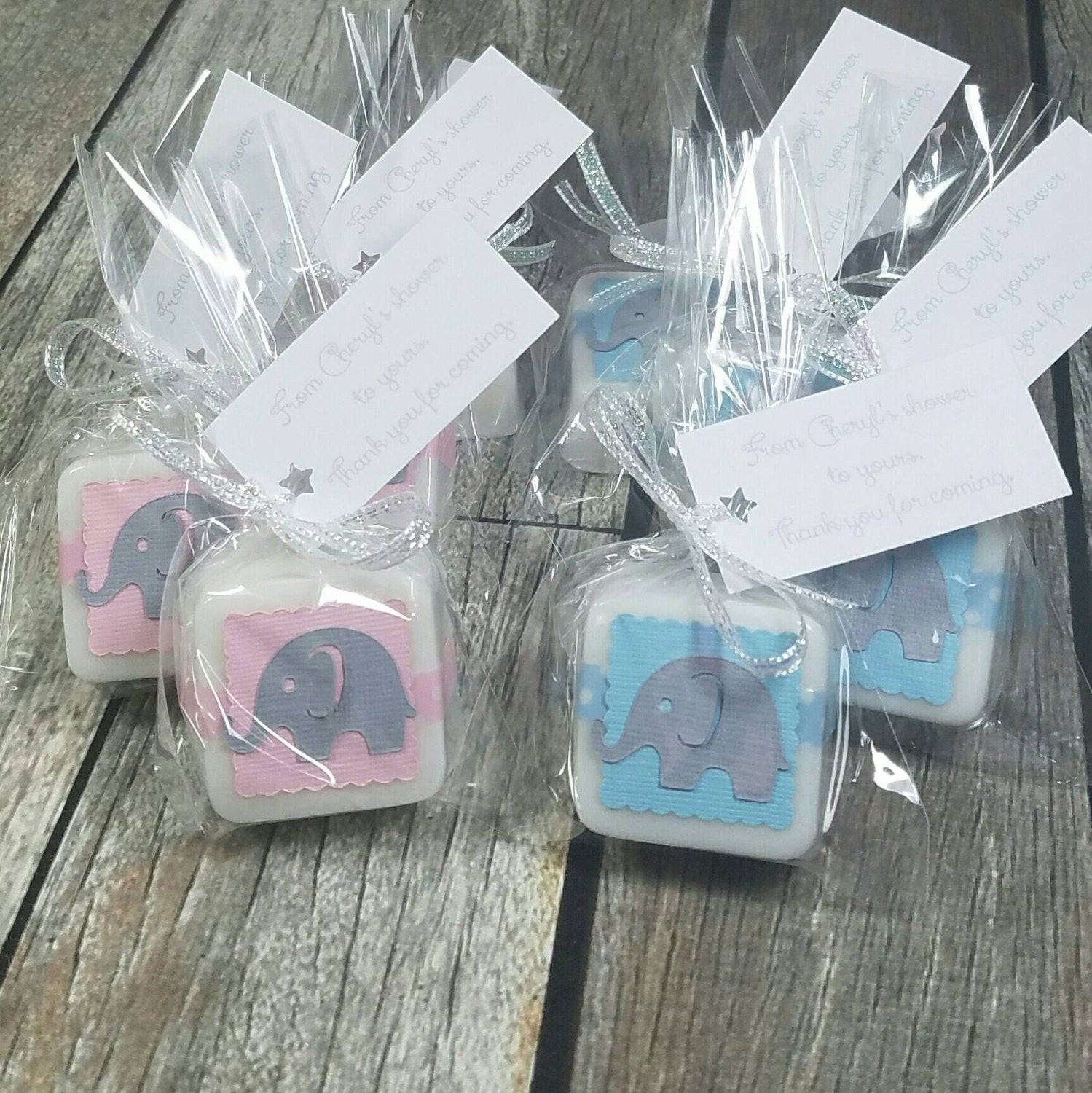 Gender Reveal Party Favor Ideas  Gender reveal ideas party favors twin baby shower favors
