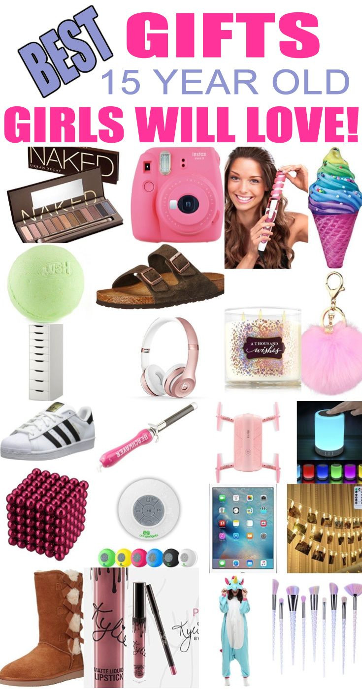 Gift Ideas For 15 Year Old Girls  22 best Gift Ideas images on Pinterest