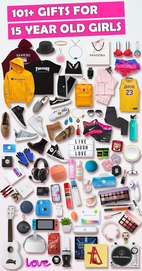 Gift Ideas For 15 Year Old Girls  Gifts For 15 Year Old Girls 2020 – Best Gift Ideas