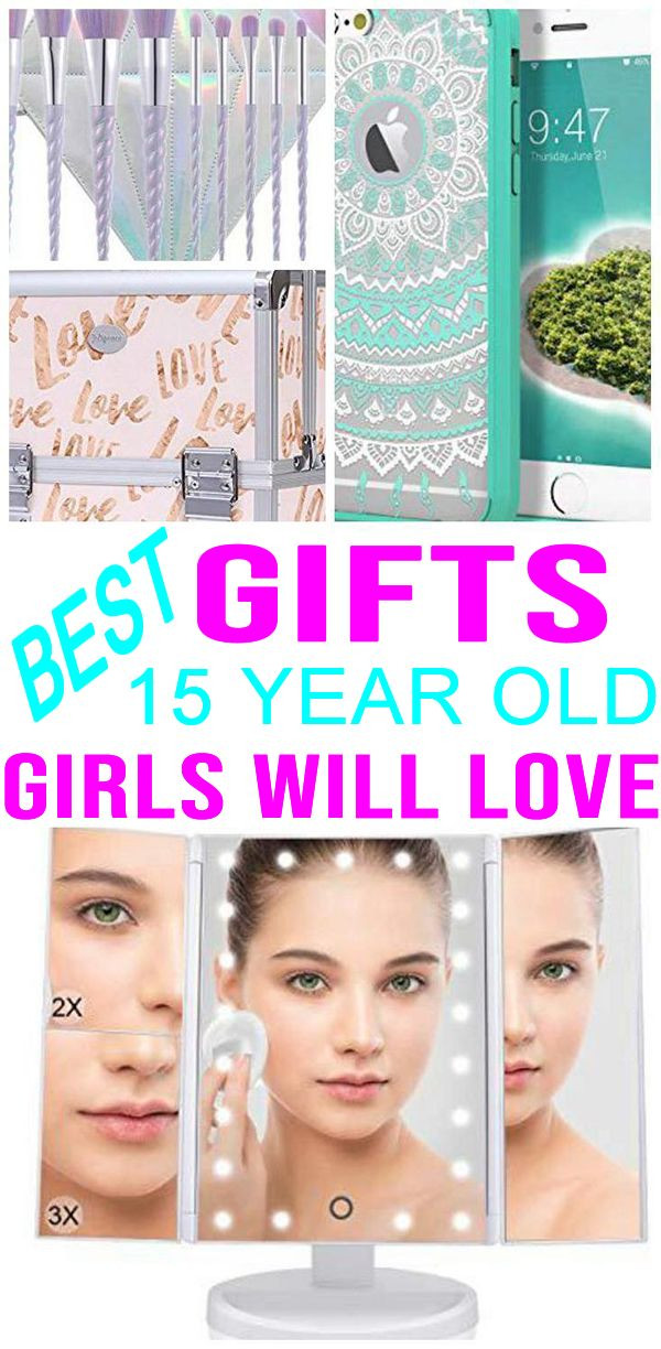 Gift Ideas For 15 Year Old Girls  Pin on DIY