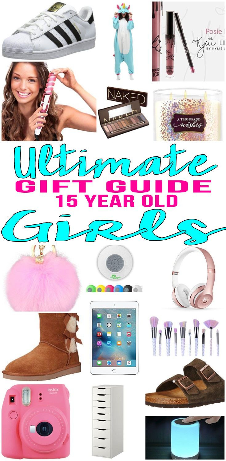 Gift Ideas For 15 Year Old Girls  Best Gifts for 15 Year Old Girls