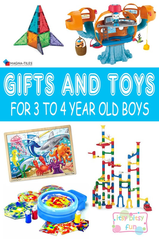 Gift Ideas For 3 Year Old Boys  Best Gifts for 3 Year Old Boys in 2017 Itsy Bitsy Fun