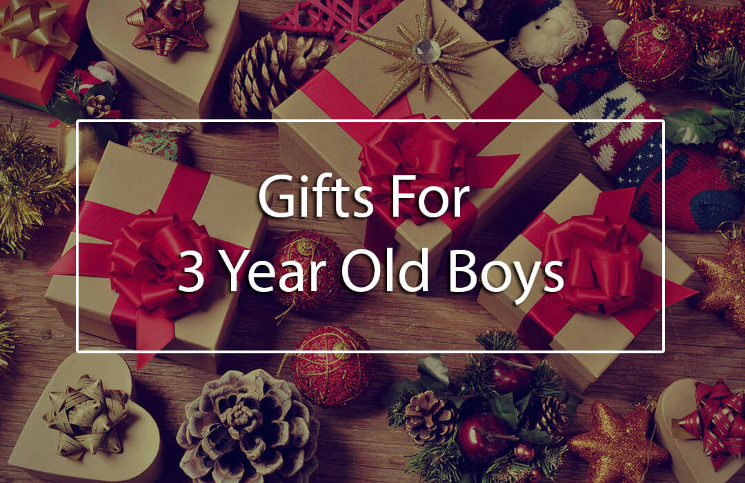 Gift Ideas For 3 Year Old Boys  The Top 5 Best Gifts for 3 Year Old Boys 3 Year Old