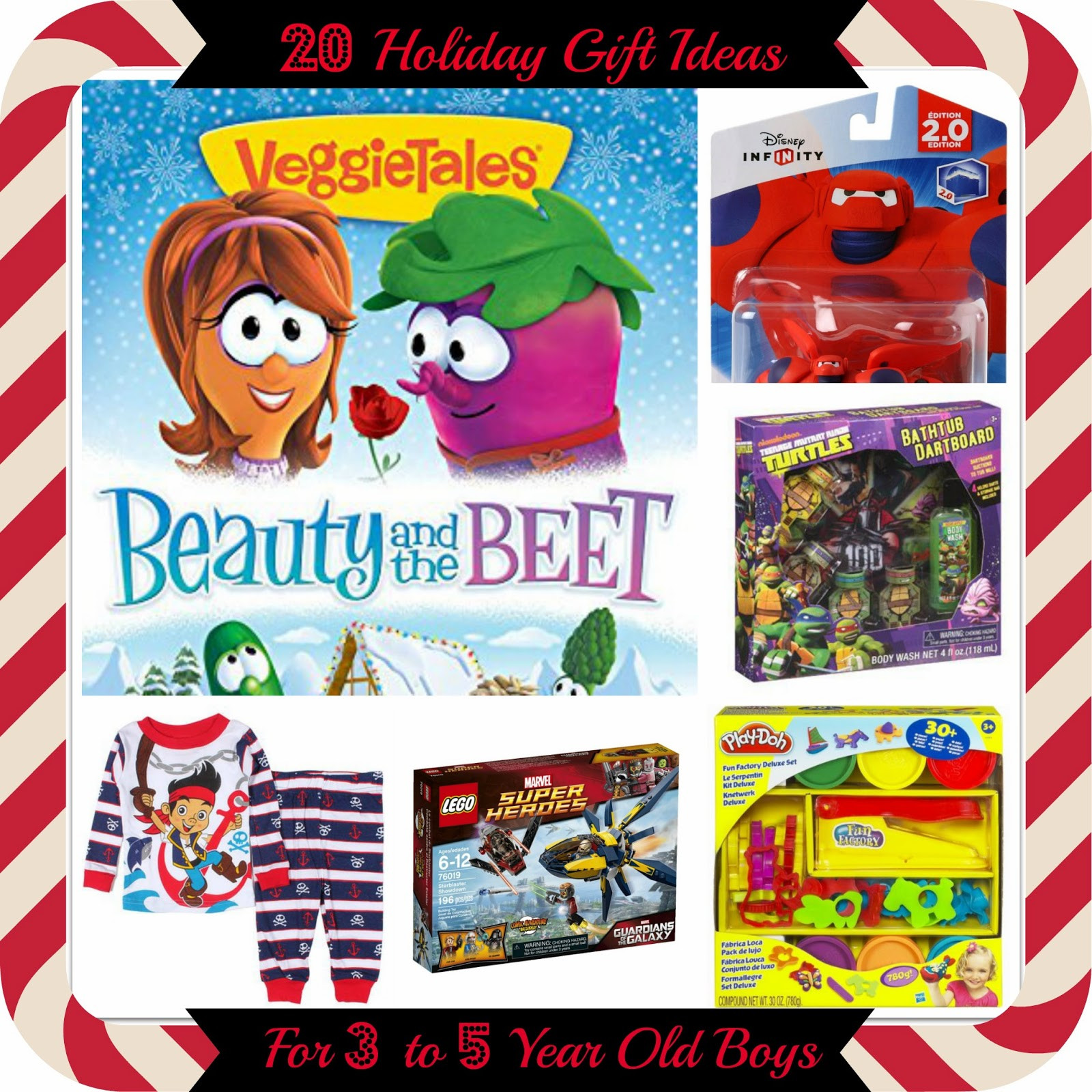 Gift Ideas For 3 Year Old Boys  Raising Samuels Life 20 Holiday Gift Ideas for 3 5 Year