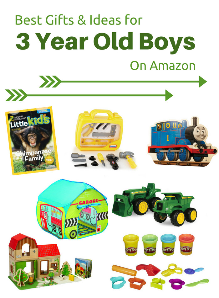 Gift Ideas For 3 Year Old Boys  Best Gifts & Ideas for 3 Year Old Boys on Amazon
