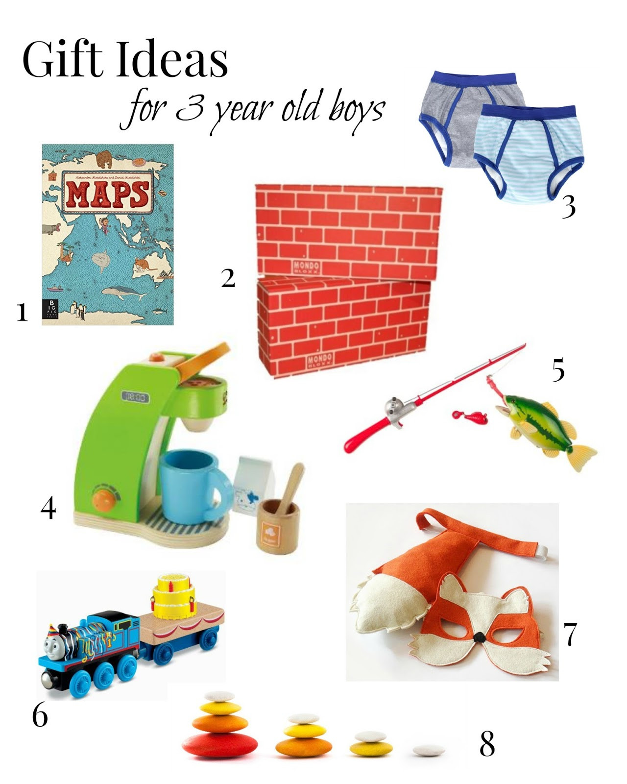 Gift Ideas For 3 Year Old Boys  Pink to Green Friday Favorites Gift Ideas For 3 Year Old