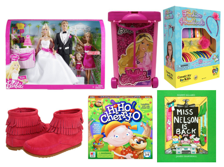 Gift Ideas For 4 Year Old Girls  Gift Ideas For 4 5 Year Old Girls – Lace And Lollipops