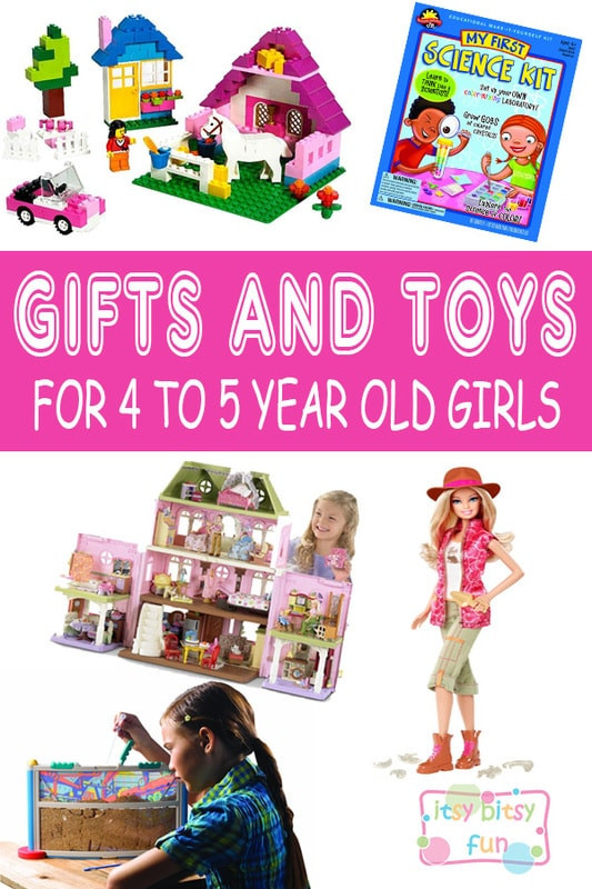 Gift Ideas For 4 Year Old Girls  Best Gifts for 4 Year Old Girls in 2017 Itsy Bitsy Fun