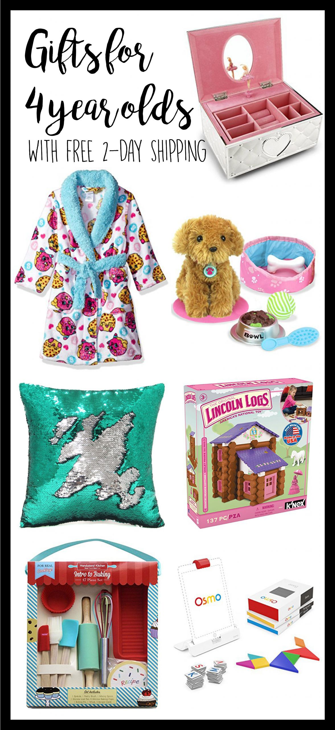 Gift Ideas For 4 Year Old Girls  4 Year Old Gift Ideas Gift ideas for 4 year old Girls
