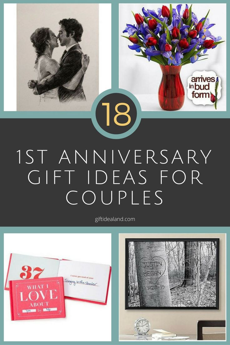 Gift Ideas For Anniversary Couple  22 Amazing 1st Anniversary Gift Ideas For Couples