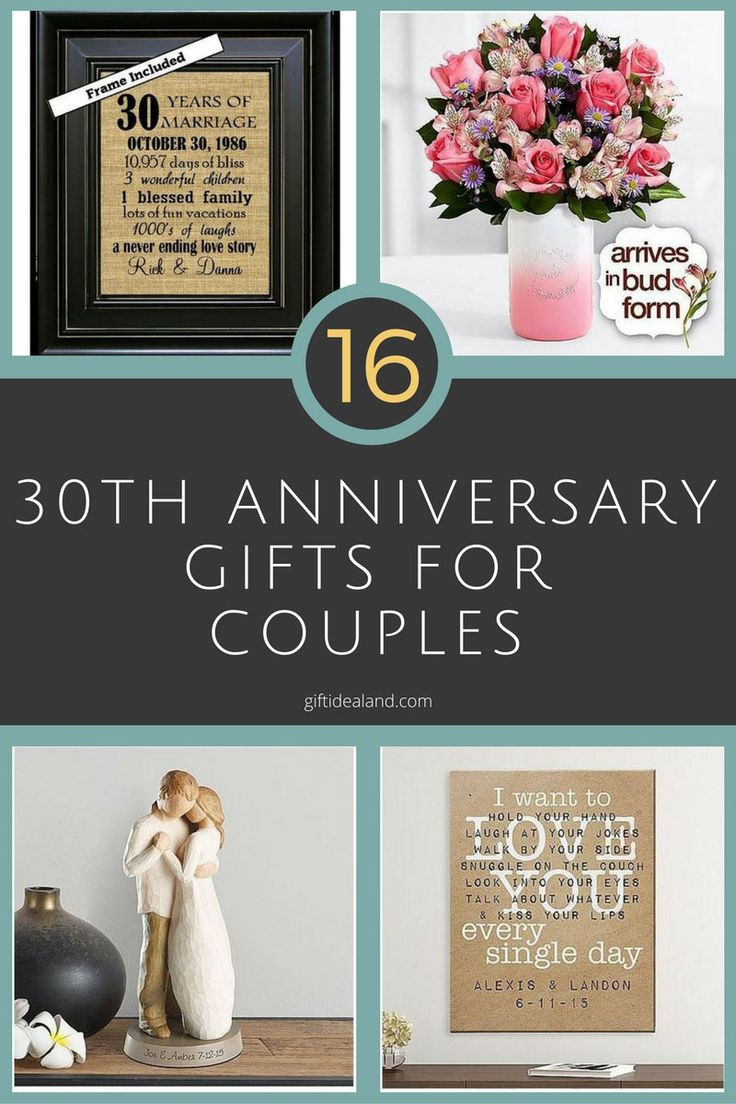 Gift Ideas For Anniversary Couple  25 unique 13th anniversary t ideas on Pinterest