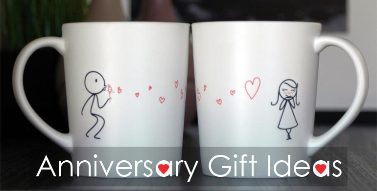 Gift Ideas For Anniversary Couple  Romantic Anniversary Gifts for Couples Unique Dating