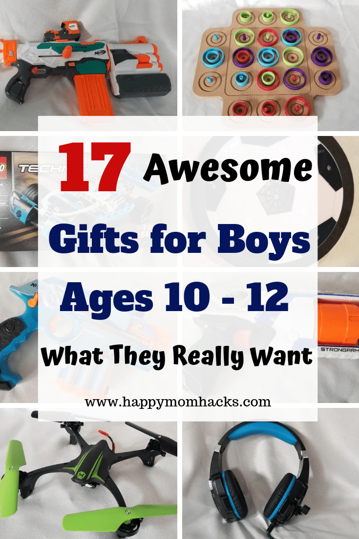Gift Ideas For Boys 10  20 Cool Gifts Ideas for Boys Age 10 11 & 12