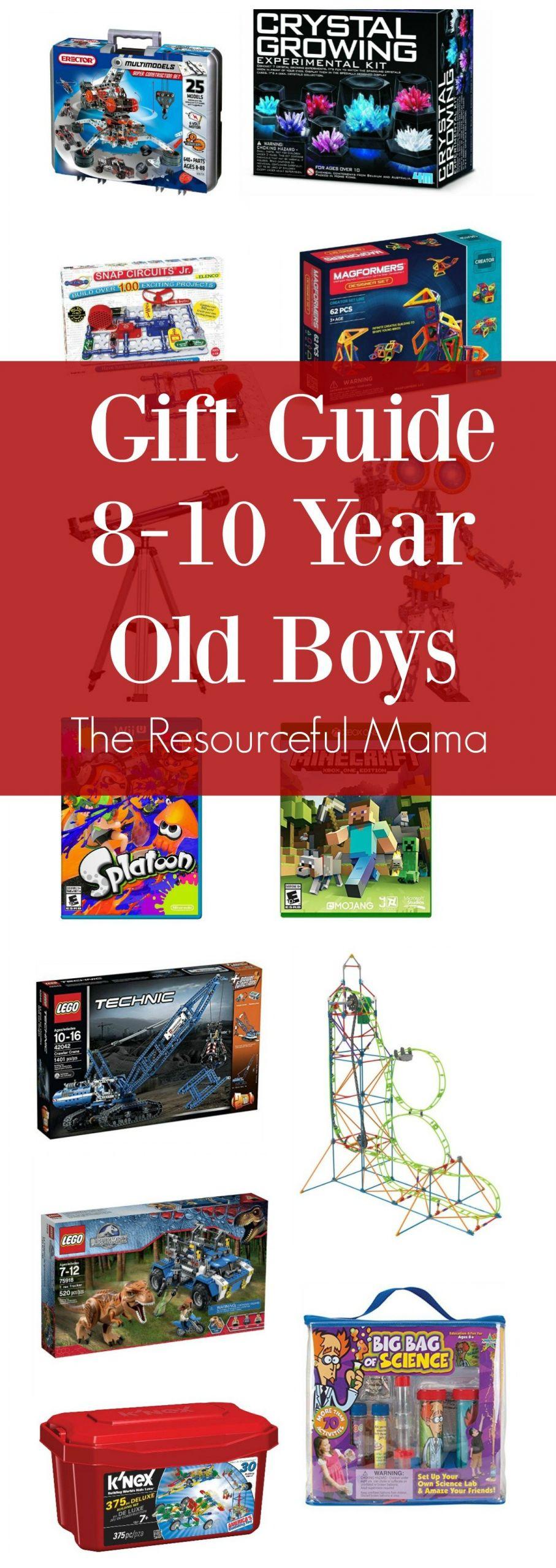 Gift Ideas For Boys 10  Gift Ideas 8 10 Year Old Boys