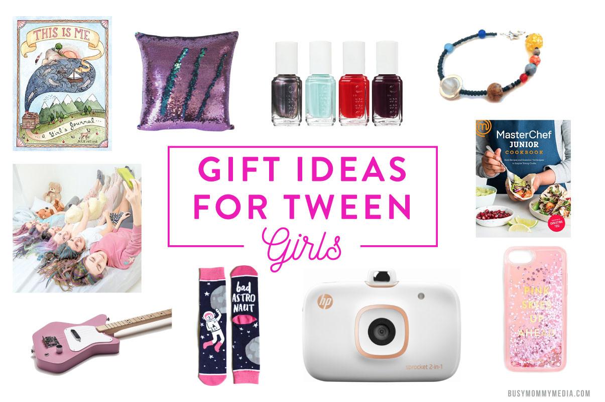 Gift Ideas For Girls  Gift Ideas for Tween Girls