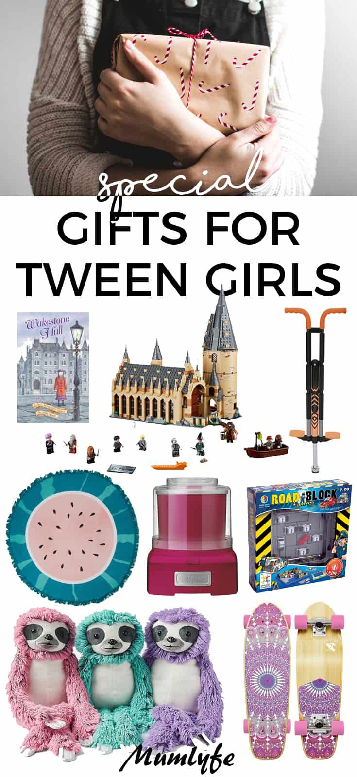 Gift Ideas For Girls  Special t ideas for tween girls best t list for
