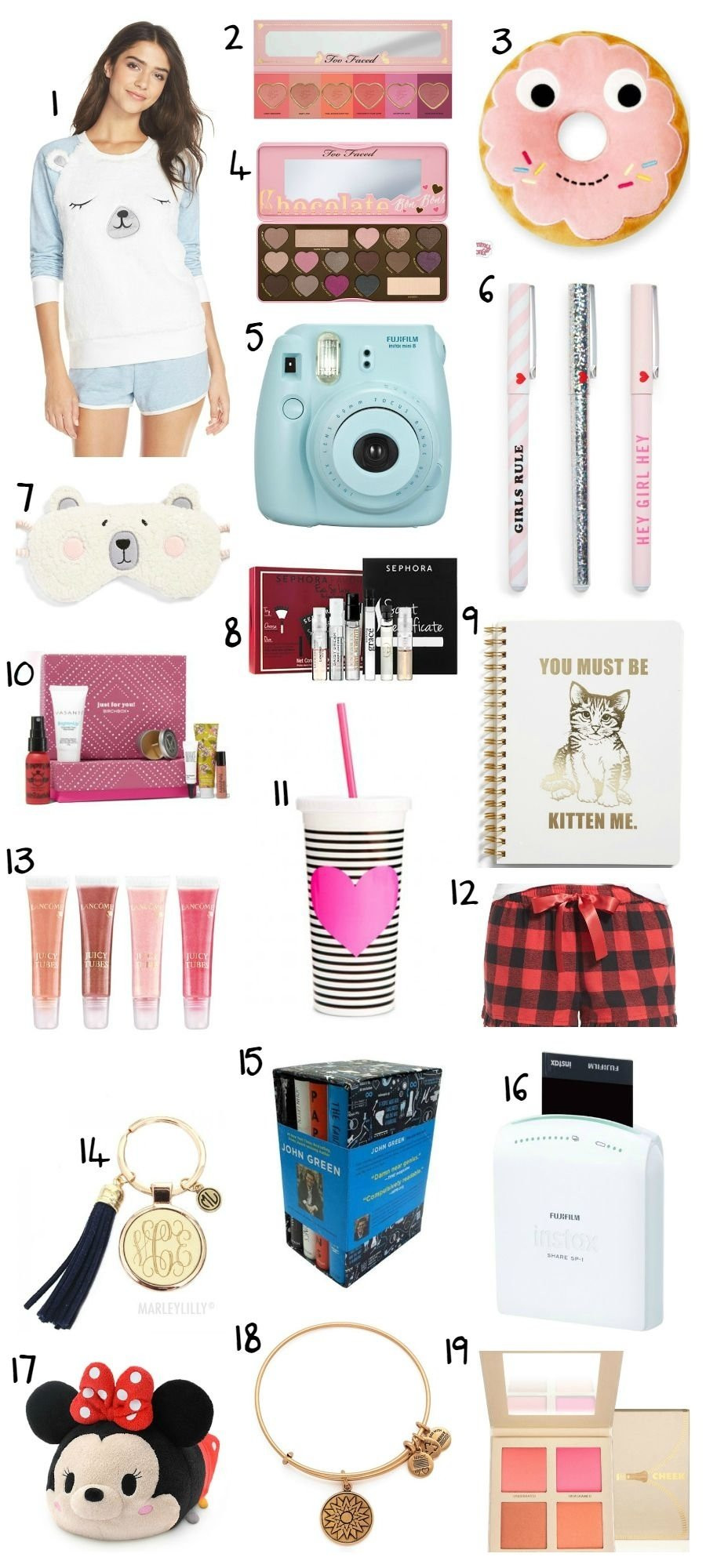 Gift Ideas For Girls  10 Fantastic Great Gift Ideas For Teenage Girls 2020