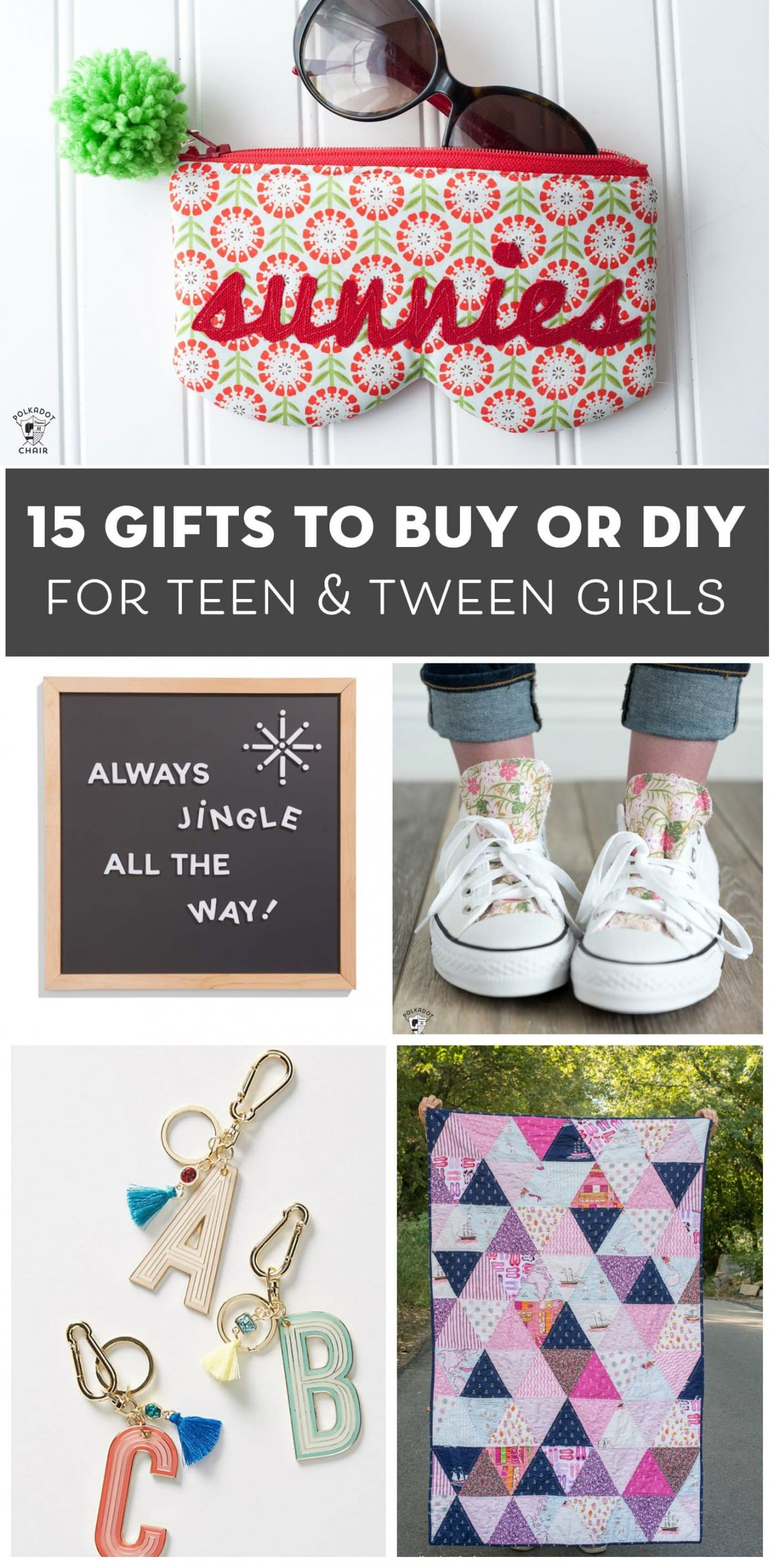 Gift Ideas For Girls  15 Gift Ideas for Teenage Girls That You Can DIY or Buy