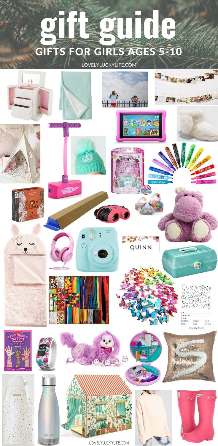 Gift Ideas For Girls  The 55 Best Christmas Gift Ideas Stocking Stuffers for
