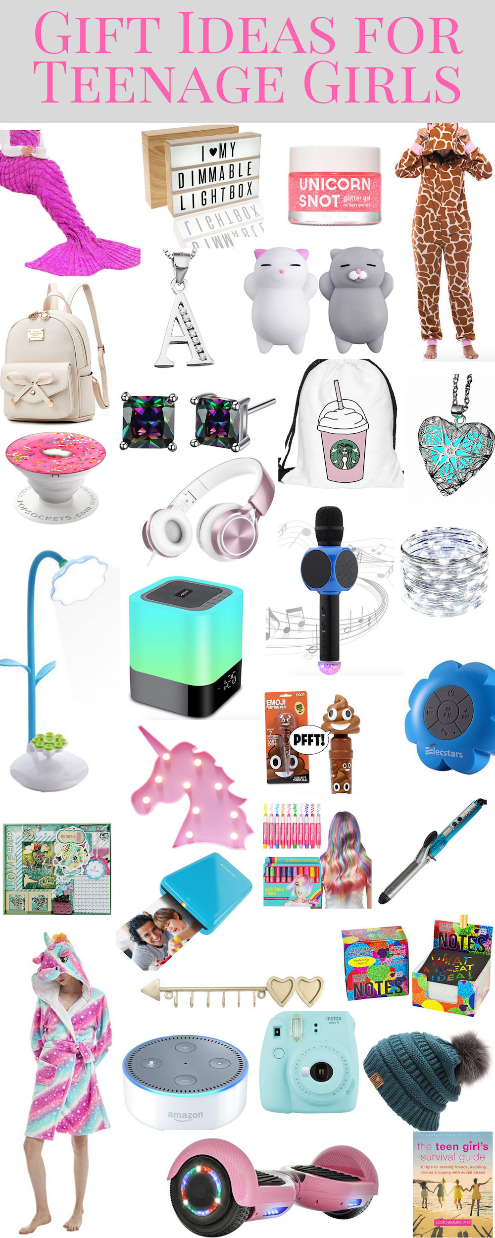 Gift Ideas For Girls  Gift Ideas for Tween and Teen Girls — Our Kind of Crazy