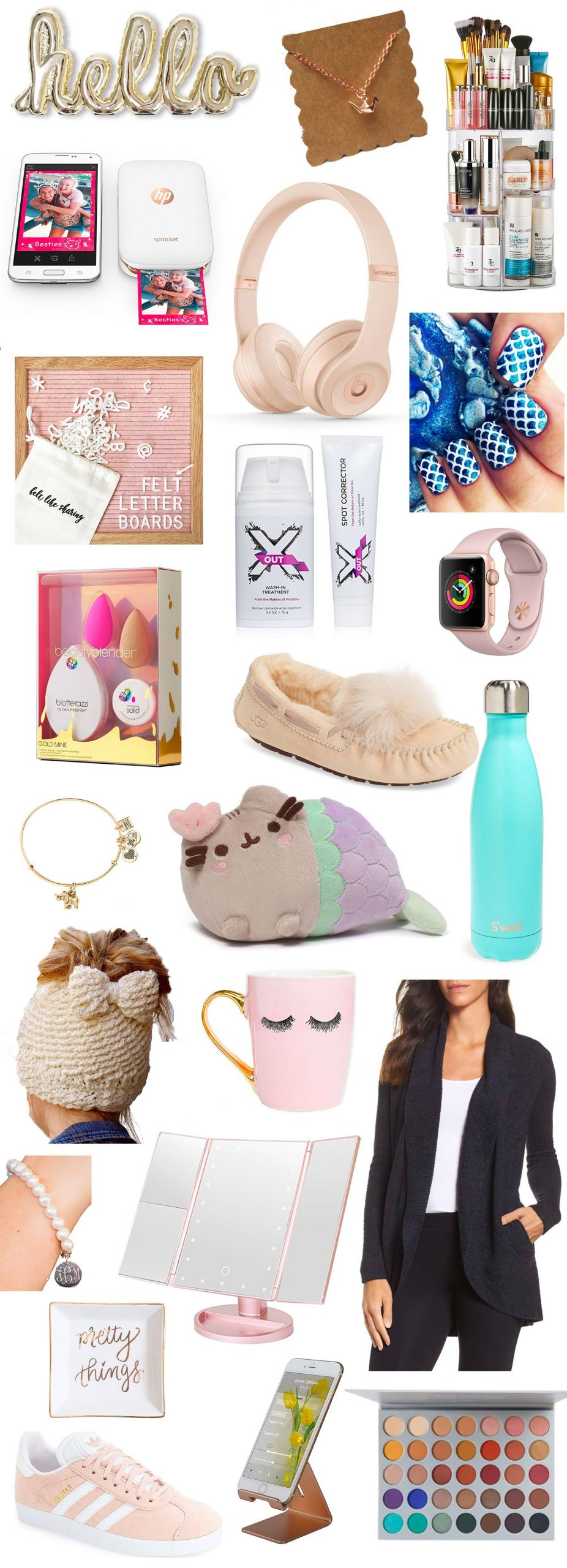 Gift Ideas For Girls  Top Gifts for Teens This Christmas