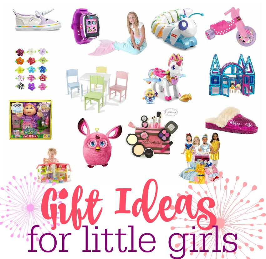Gift Ideas For Girls  Gift Ideas for Little Girls The Cards We Drew