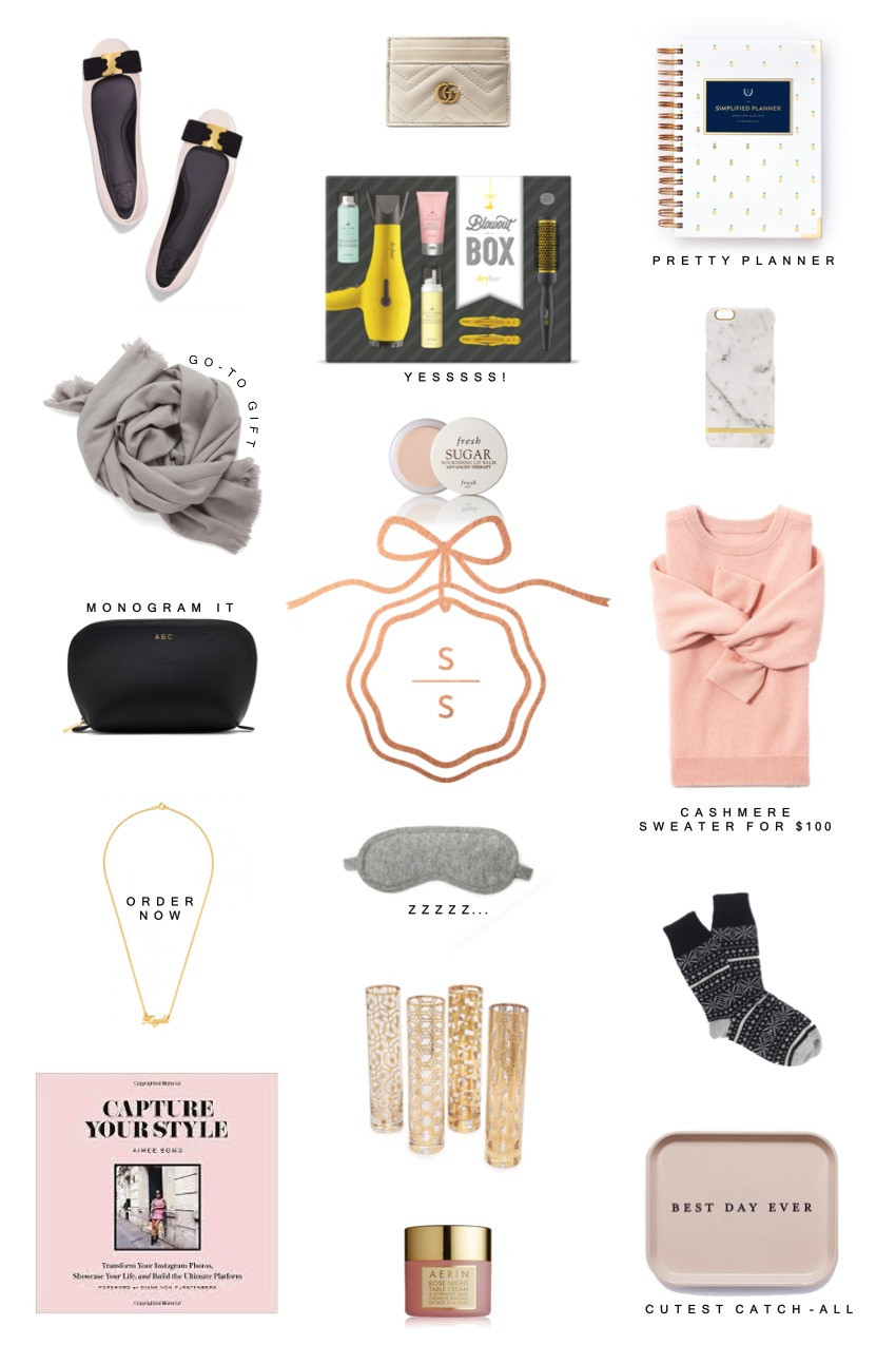Gift Ideas For Girls  2016 Gift Guide The Best Gift Ideas for Girls Sequins