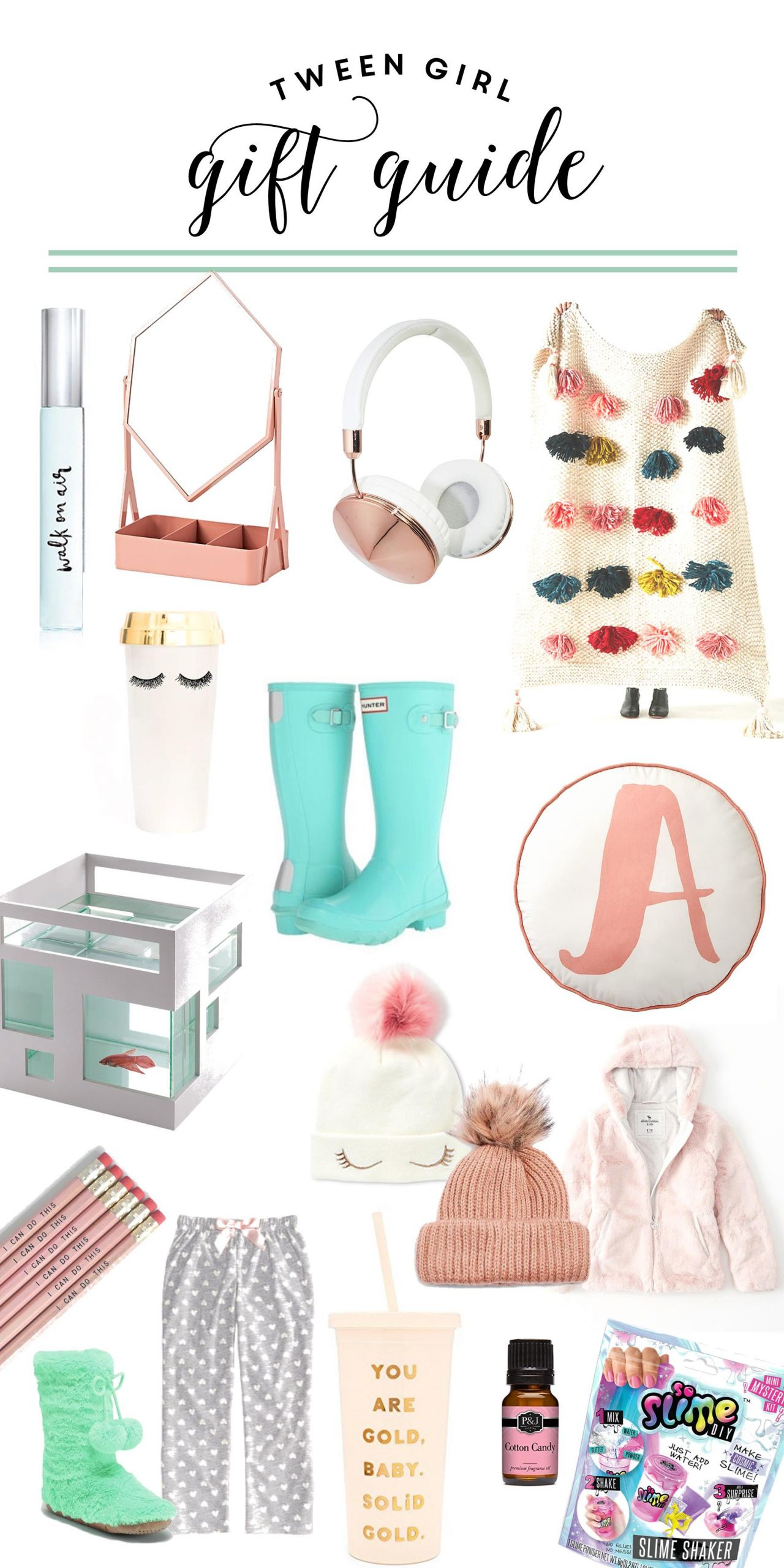Gift Ideas For Girls  Tween Girl Gift Ideas by Annabelle