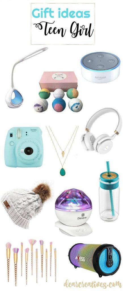 Gift Ideas Girls  Gift Ideas for Teen Girls This Gift Guide Packed Full of