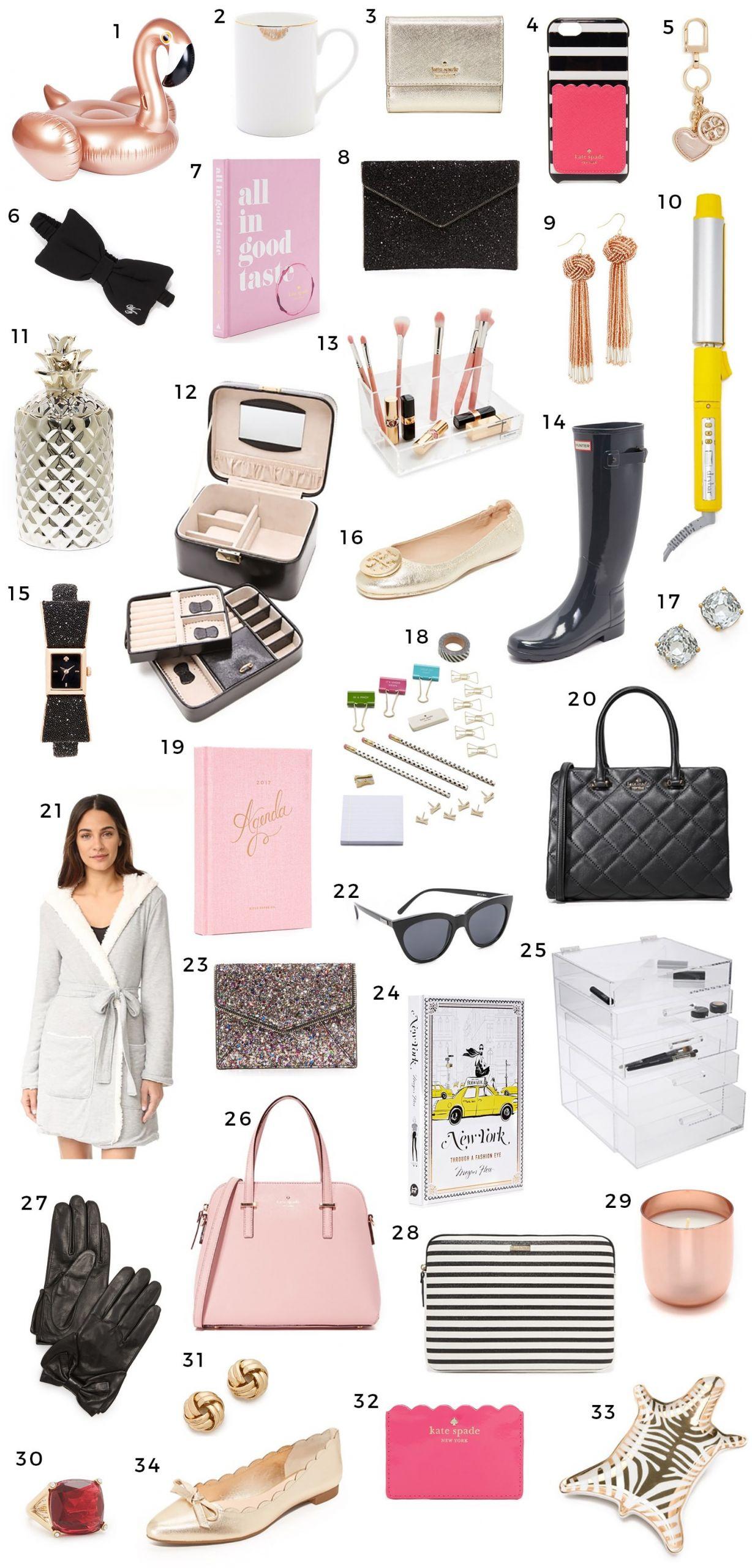 Gift Ideas Girls  Christmas Gift Ideas for Women Girly Girls