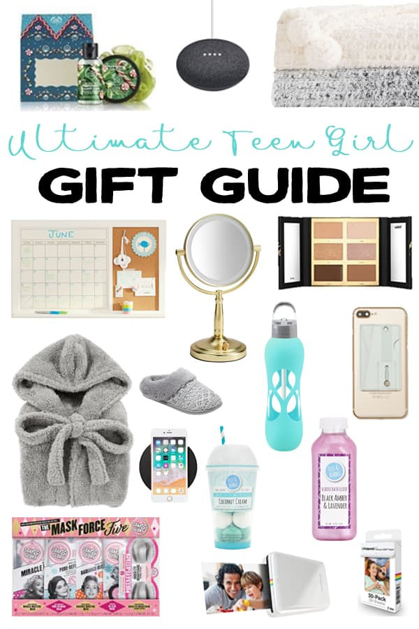 Gift Ideas Girls  Ultimate Teen Girl Gift Guide Domestically Speaking