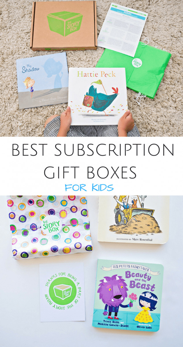 Gift Subscription For Kids  hello Wonderful THE BEST MONTHLY SUBSCRIPTION BOXES FOR