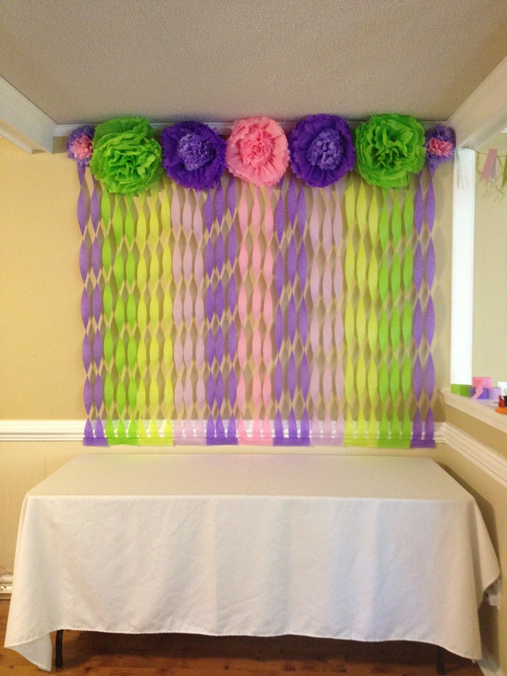 Gift Table Baby Shower Ideas  Baby shower decorations Gift table