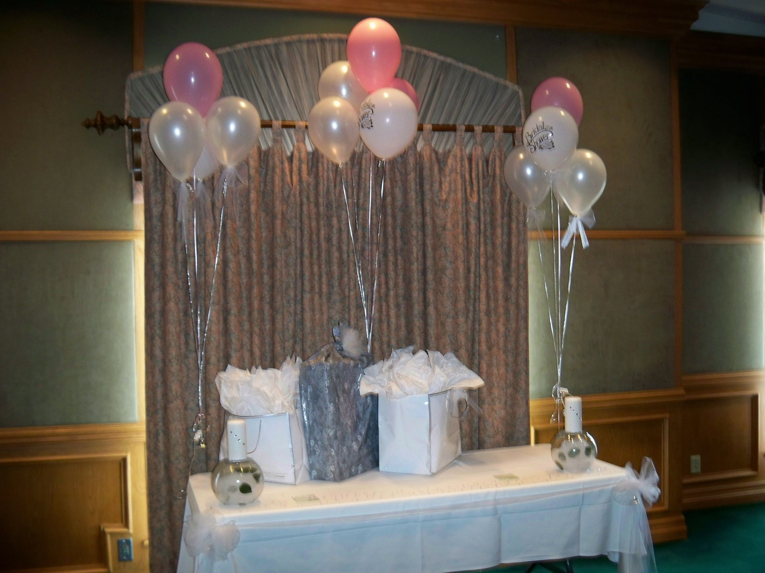 Gift Table Baby Shower Ideas  Baby shower t table Crafts for fun