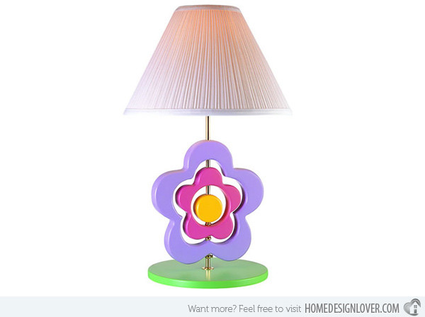 Girls Bedroom Table Lamp  15 Stylish Girls Bedroom Table Lamps Decoration for House