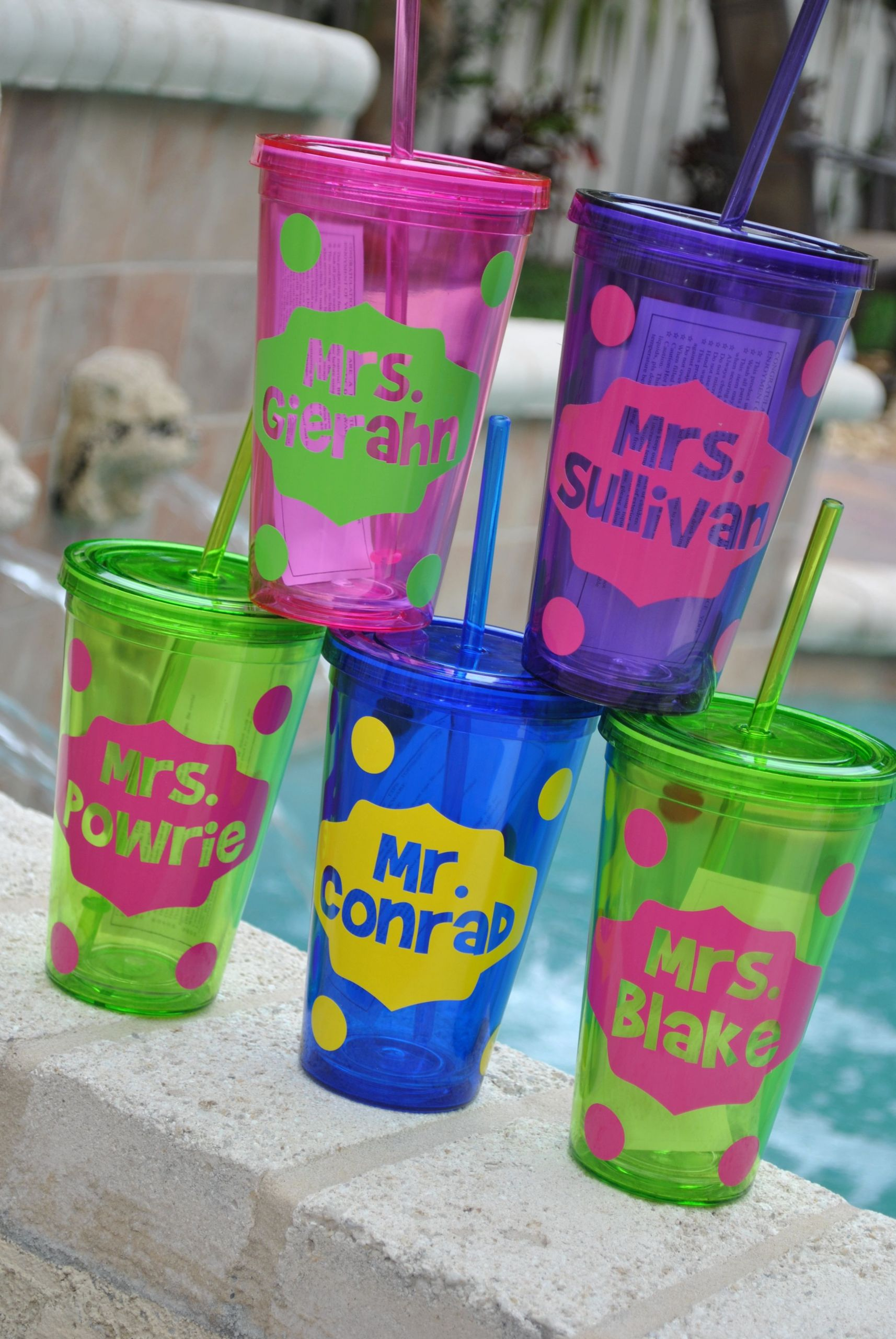 Girls Getaway Gift Ideas  These make great teachers ts or girls weekend away